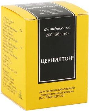 Препарат цернилтон от простатита самые эффективные приборы для лечения простатита