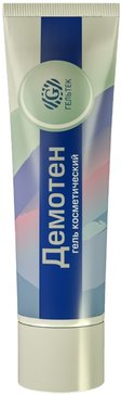 Купить Демотен гель для лица косметический 100мл флпо выгодной цене в ближайшей аптеке. Цена, инструкция на лекарство, препарат